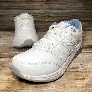 New Balance WW928WB3 White Walking Shoes Women 10